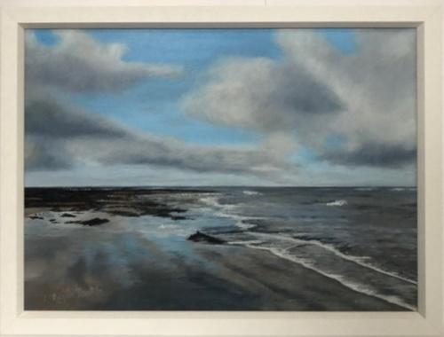 Cresswell Beach, Northumberland