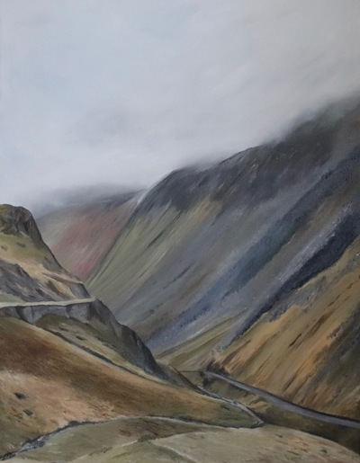 Honister Pass  - SOLD