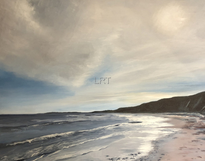 Warkworth beach - SOLD (prints available)